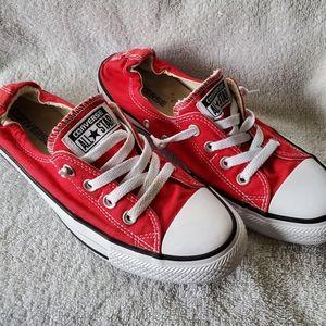 Women's Super Cute Red Converse